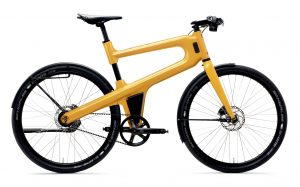 Mokumono Delta S Liquid Yellow e-bike
